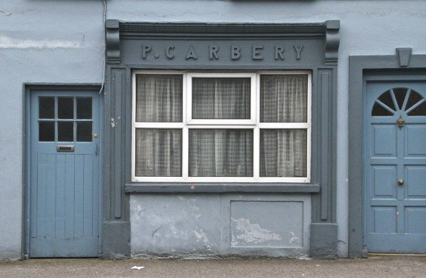 For the week that's in it……a real Irish pub……