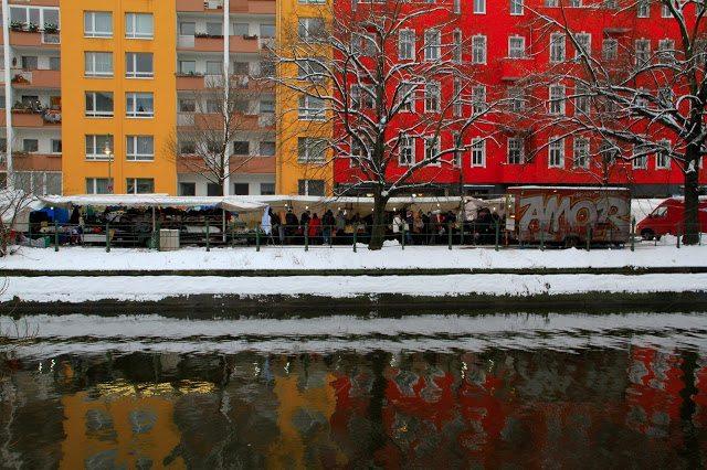 Relentlessly snowy Berlin