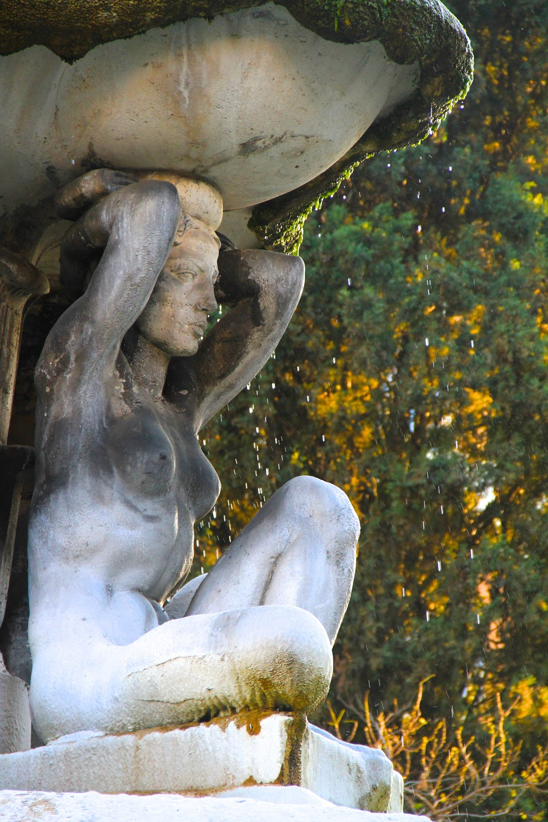 Seeking the feminine #Pilgrimage ~ April