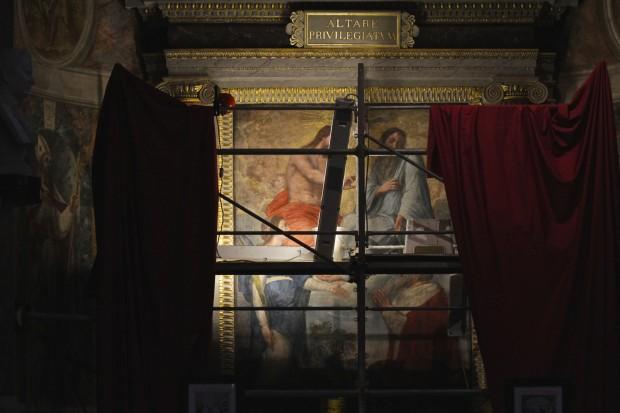 Seeking light in Rome #Pilgrimage~ April