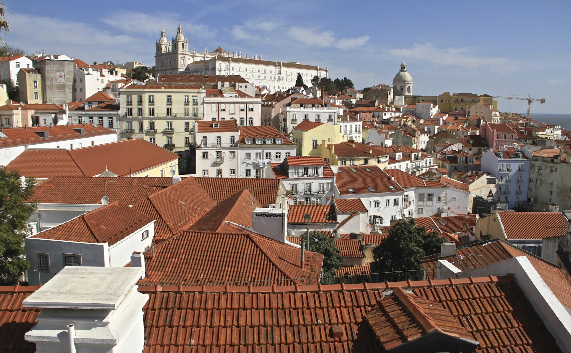 Exploring Lisbon