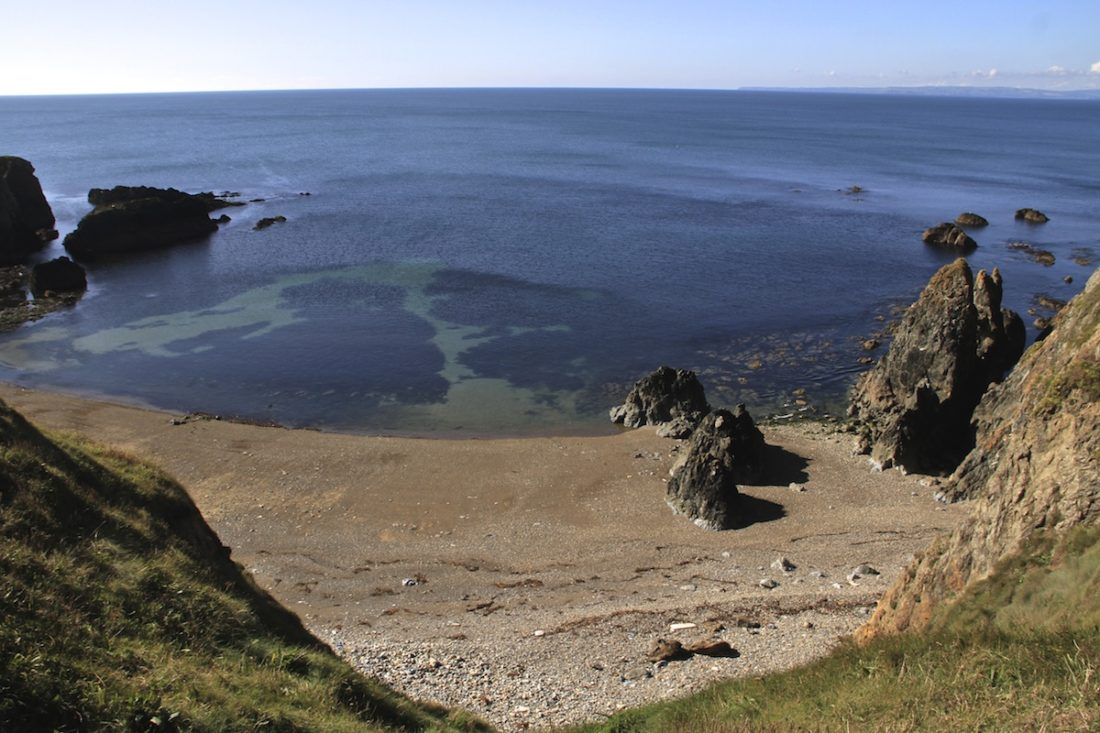 The Copper Coast of County Waterford