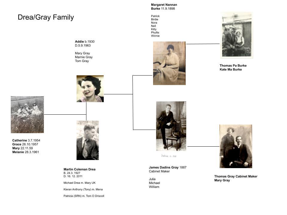 Gray Family Tree