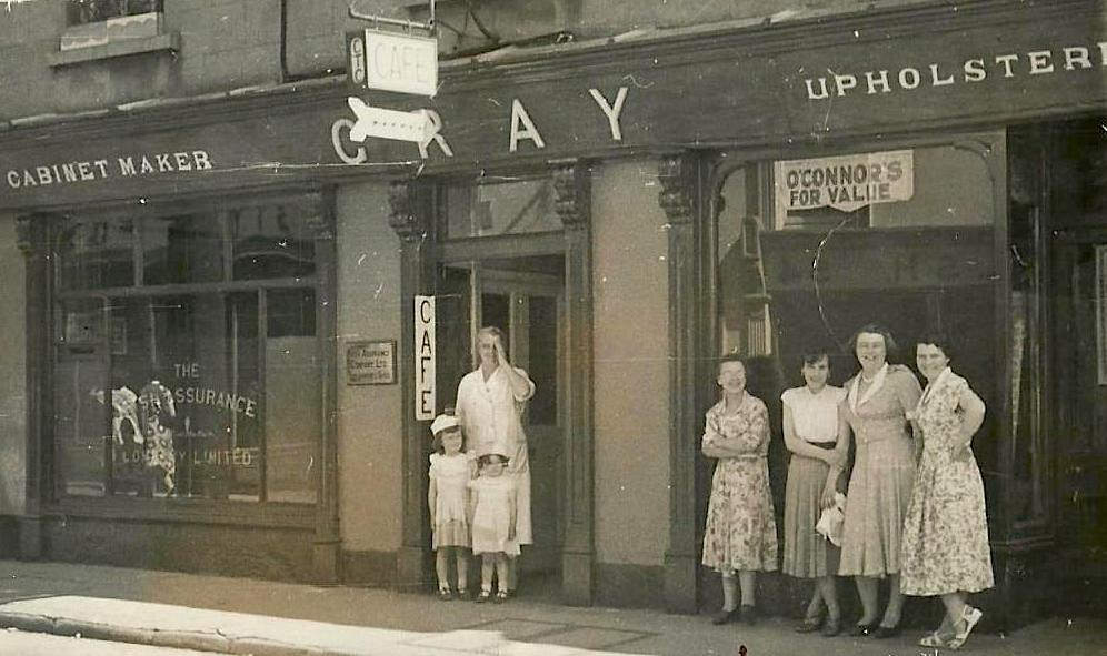 Gray's Restaurant and Cabinet Makers, Portlaoise