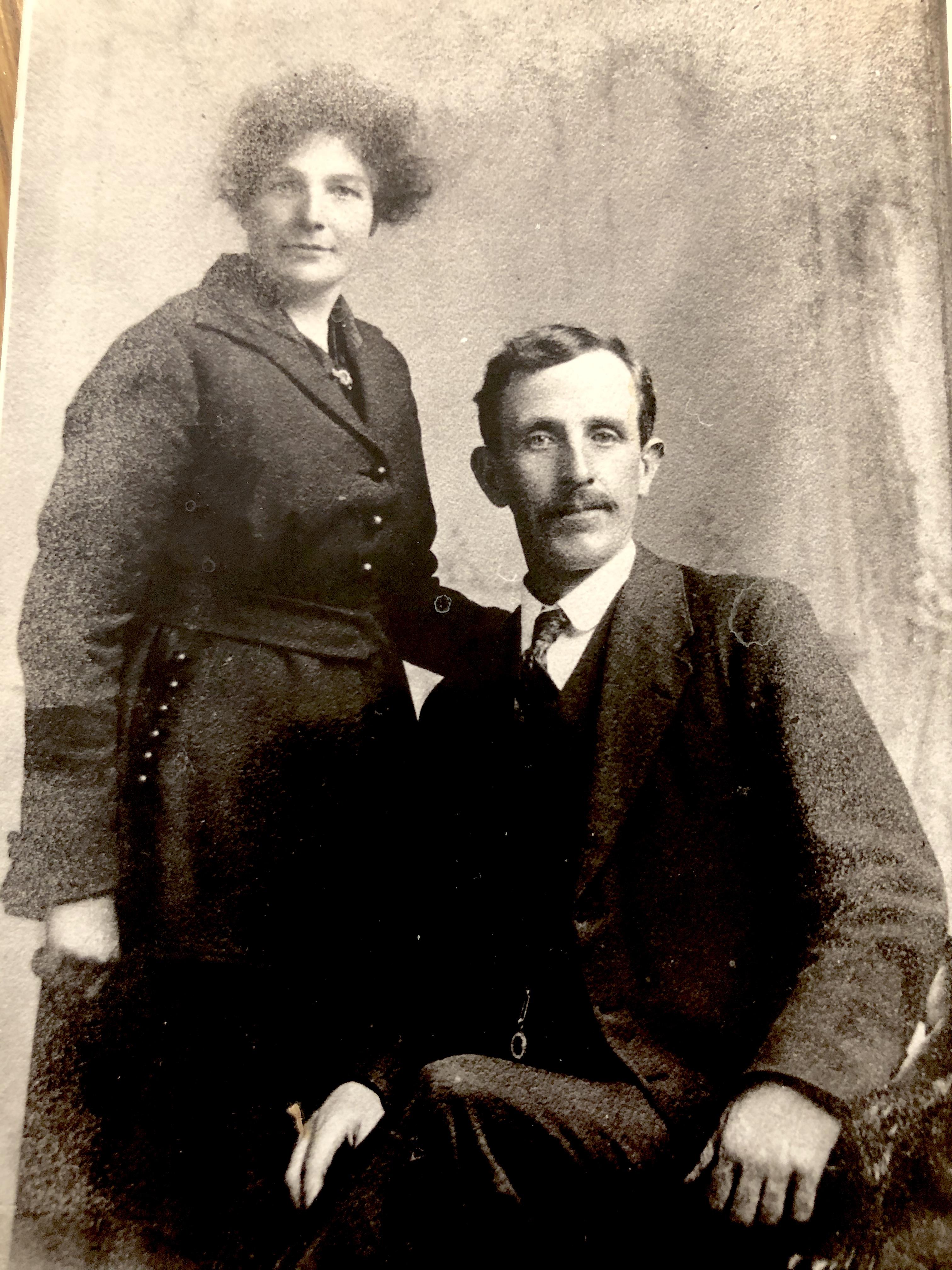 Thomas and Mary Gray